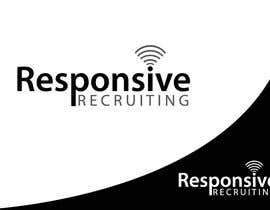#53 for Design a Logo for Responsive Recruiting by sagorak47
