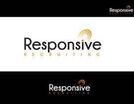 #71 for Design a Logo for Responsive Recruiting by premkumar112
