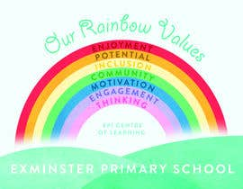 #10 for Rainbow design for UK school by andycoy