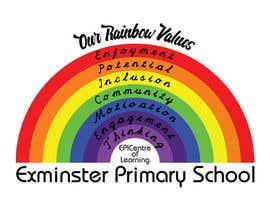mitmahyavanshi tarafından Rainbow design for UK school için no 4