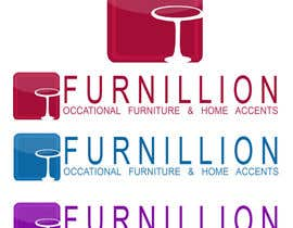#3 for www.furnillion.com logo redesign by ejdeleon