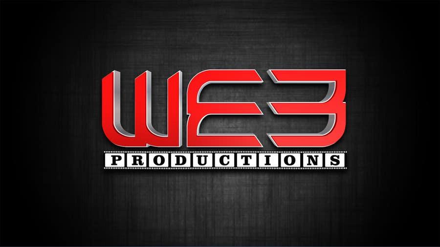 Penyertaan Peraduan #32 untuk Design a Logo for WE3 Productions