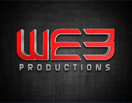 nº 33 pour Design a Logo for WE3 Productions par SeelaHareesh