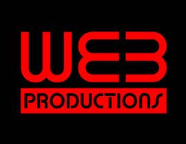 #29 untuk Design a Logo for WE3 Productions oleh vladspataroiu