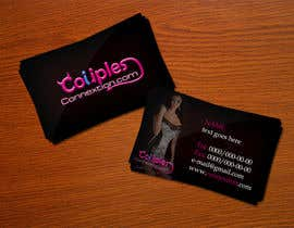 #11 para Design some Business Cards for swingers website por rudadesign
