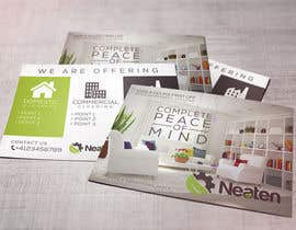 Nro 5 kilpailuun Design a Flyer for our Domestic Cleaning Promotion käyttäjältä r35hin