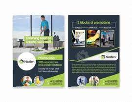 Nro 2 kilpailuun Design a Flyer for our Domestic Cleaning Promotion käyttäjältä meenapatwal