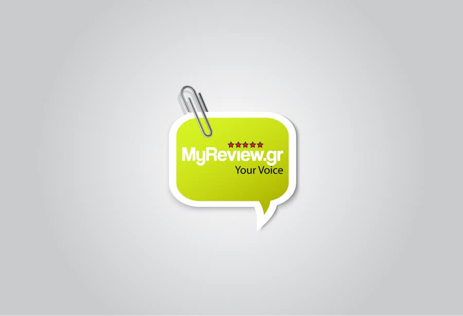 #164 for Logo Design for myreview.gr by puthranmikil