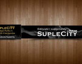 dsquarestudio tarafından Design simple shop banner için no 21