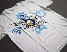 cristinaa14 tarafından EEG Nation Magazine - 2 - Tshirts designed - No generic boring plan stuff için no 13