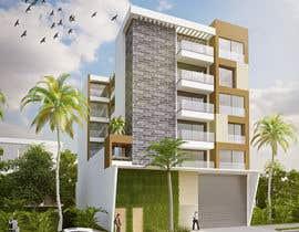 rc3dviz tarafından Realistic 3D Render of a building için no 10
