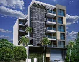 Thodos tarafından Realistic 3D Render of a building için no 8