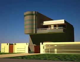shakirsiddiqui tarafından Realistic 3D Render of a building için no 1