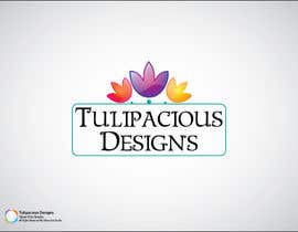 #4 for Design a Logo for Tulipacious Designs by SilverDotGD