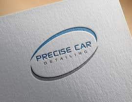 Nro 55 kilpailuun Precise Car Detailing Logo käyttäjältä mahaubinfo