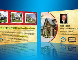 nº 44 pour Design a Real Estate postcard par linokvarghese