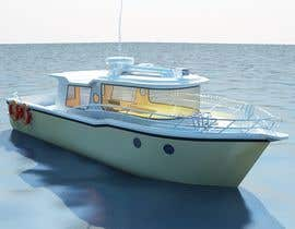 #14 for Sports Fishing Boat Design by creartarif