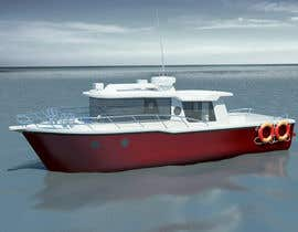#19 for Sports Fishing Boat Design by creartarif