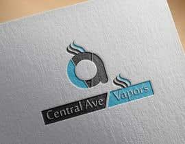 #165 for Design a Logo for an E-cig/Vapor Store - Central Ave Vapors -- 4 by dezig9