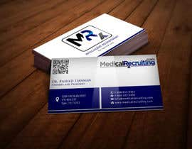 #41 untuk Design some high end Business Cards for Recruiting Company. oleh rashedhannan