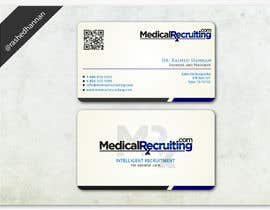 #52 untuk Design some high end Business Cards for Recruiting Company. oleh rashedhannan
