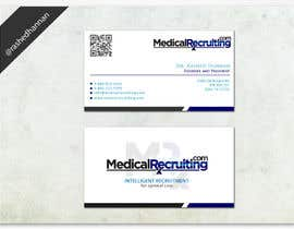 #59 untuk Design some high end Business Cards for Recruiting Company. oleh rashedhannan