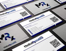 #18 para Design some high end Business Cards for Recruiting Company. por alkalifi