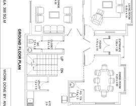 Nro 31 kilpailuun Design of double storey house in Ireland käyttäjältä anshimabhatt14