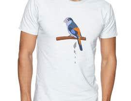 #35 untuk Design a bird t-shirt oleh adobe07