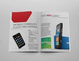 #19 for Design a Brochure for BOLD! Mobile Community Platform by Olywebart