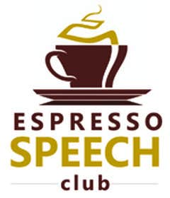 "MultiKulti tarafından Logo for a speaking club named ""Espresso Speech Club"" için no 11"