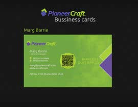 nº 222 pour Business Card Design par CreativeWebLab