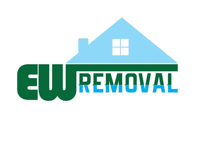 Kilpailutyö #6 kilpailussa Design a Logo for EW Removals