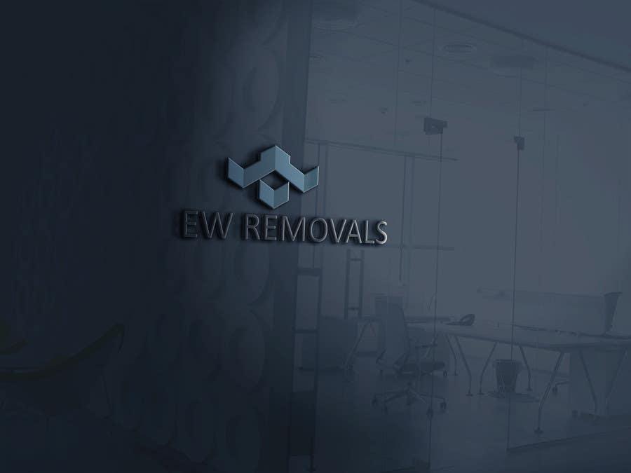 Kilpailutyö #99 kilpailussa Design a Logo for EW Removals