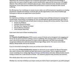 Nro 12 kilpailuun Short Professional Bio and an effective marketing letter to attract sponsors. käyttäjältä PamChng