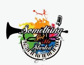 Nro 46 kilpailuun 'Something Got Me Started' music band logo käyttäjältä gopiranath