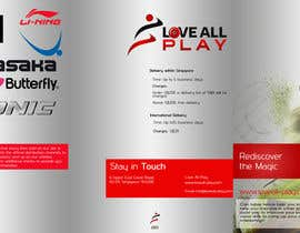#8 for Design a Brochure for a sports company by anusachu
