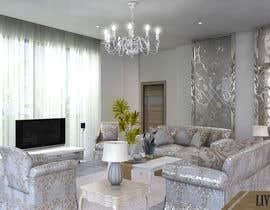 dadisn tarafından design and render a living room ! için no 12
