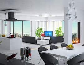 issevin tarafından design and render a living room ! için no 22