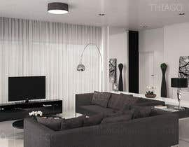 #21 for design and render a living room ! by thiagomartins84