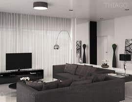 thiagomartins84 tarafından design and render a living room ! için no 21