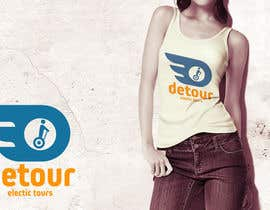 #49 for Develop a logo for segway guided tours by Naumovski
