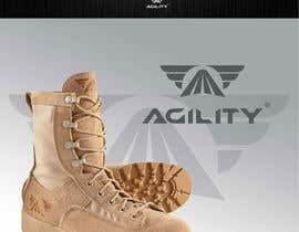 Nro 1796 kilpailuun ***Design the new AGILITY*** logo käyttäjältä Deceneu10