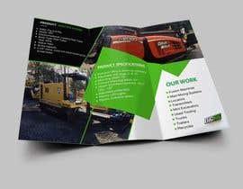 Nro 6 kilpailuun Design a Brochure käyttäjältä stylishwork