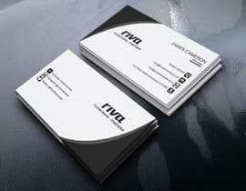 Nro 23 kilpailuun Design a restaurant business card käyttäjältä peacefulbird