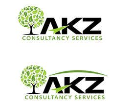 llewlyngrant tarafından Design a logo: Company name: AKZ Consultancy Services için no 34