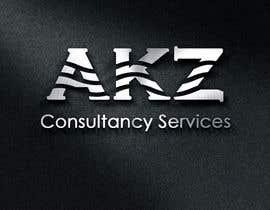 Nro 22 kilpailuun Design a logo: Company name: AKZ Consultancy Services käyttäjältä mwarriors89