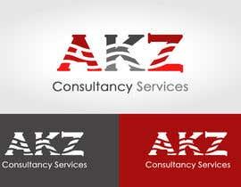mwarriors89 tarafından Design a logo: Company name: AKZ Consultancy Services için no 25