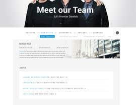 Nro 95 kilpailuun High-end Dental Homepage käyttäjältä ohmyfunsite
