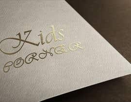 prodiptaroy tarafından Develop a Logo for Kids Clothing Shop ( Kids Corner ) için no 90